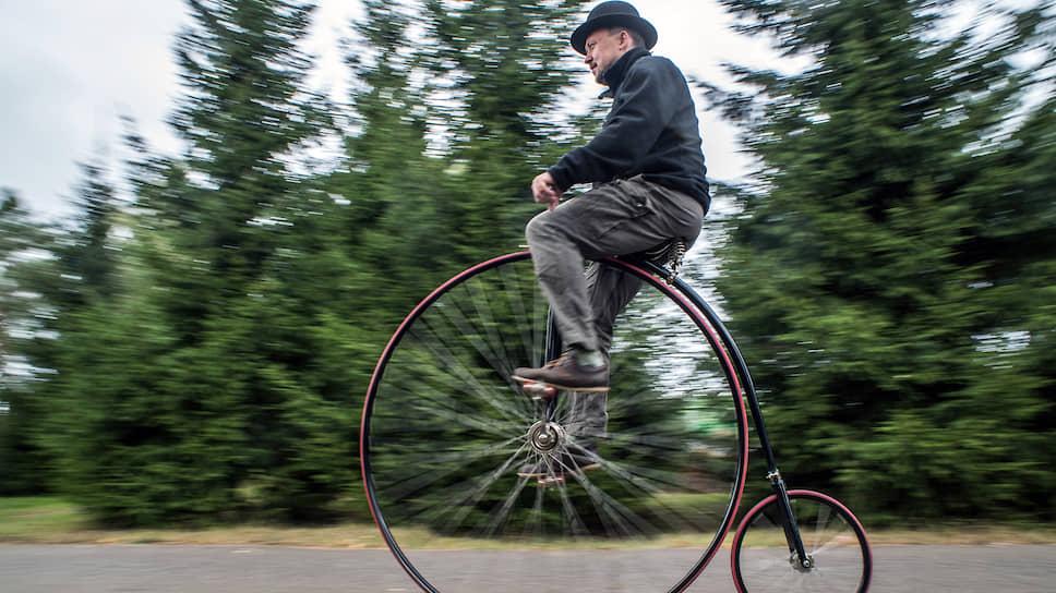 Мятиев отказывается продавать свои велонаходки: «Никогда, ни за какие деньги, ни одной вещи из коллекции!»