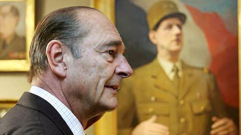 Президентская Жакерия  / Чем был для Франции Жак Ширак
