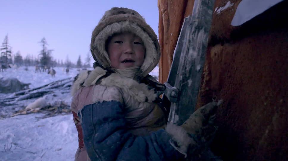Один из победителей «Послания к человеку» — фильм «Хозяин оленей» режиссера Ксении Елян