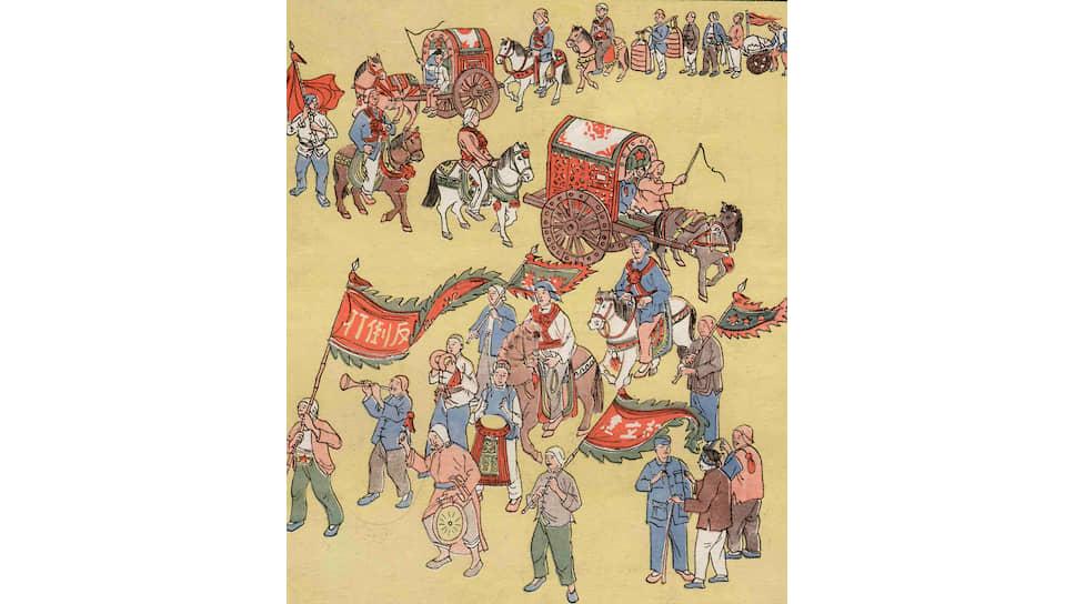Как отмечается 70-летие со дня провозглашения КНР