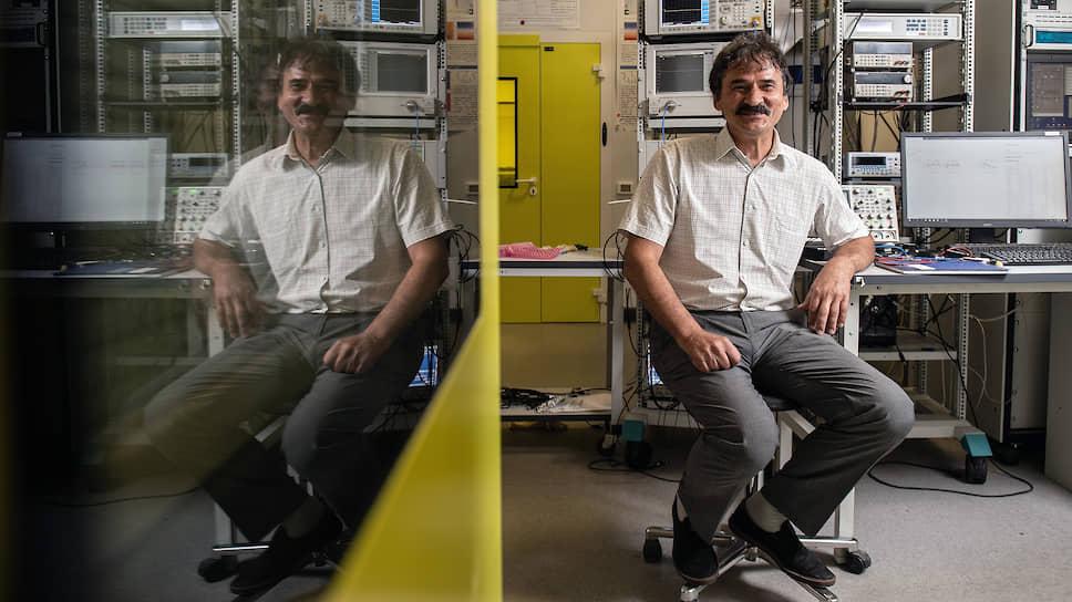 Руководитель проекта Фонда перспективных исследований по разработке квантового компьютера Валерий Рязанов