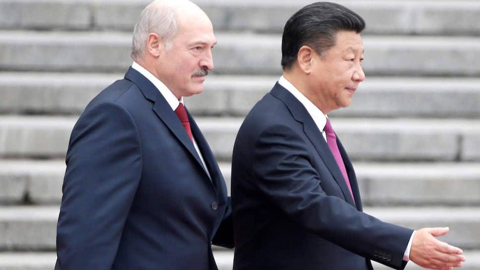 У президента Белоруссии и председателя КНР обширная двусторонняя повестка дня. Хотя интересы у сторон — разные