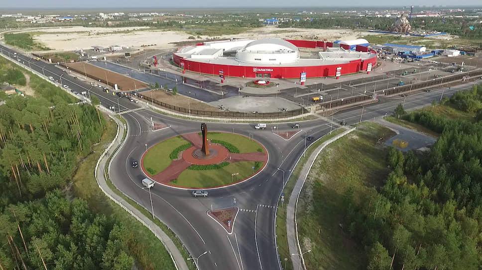 Предприятия компании «ЛУКОЙЛ» развивают городскую среду. На фото — город Когалым
