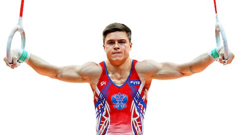 Никита Нагорный, гимнаст // Надежный