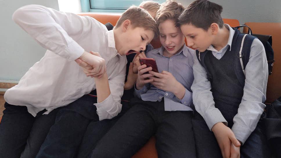 То, чем можно поделиться с одноклассниками, не всегда должны знать родители