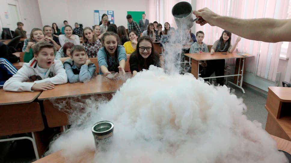 Эксперимент показал: если уроки интересные и дети учатся с удовольствием, количество талантов резко возрастает