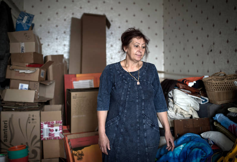 Подготовка к переезду из Воркуты