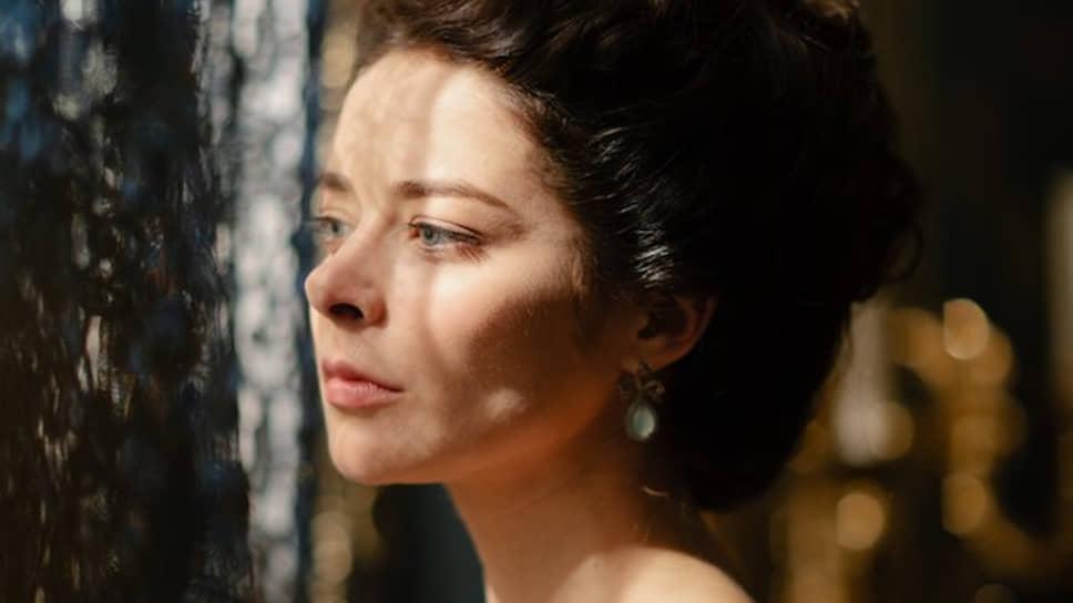 Годы не меняют Екатерину Великую (Марина Александрова, кадр из сериала «Екатерина»)
