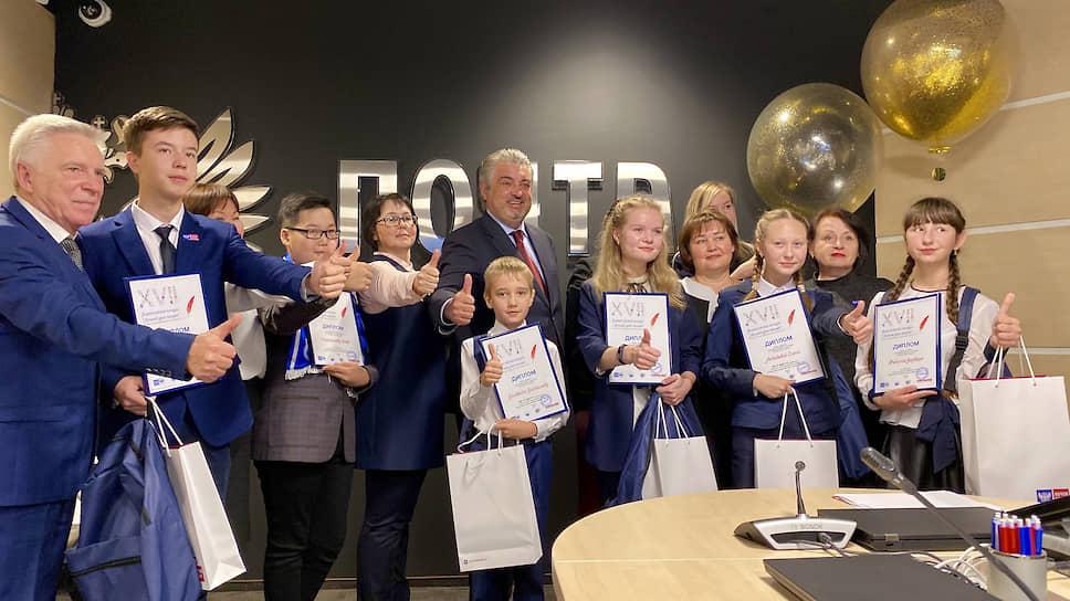Победители и лауреаты конкурса «Лучший урок письма»