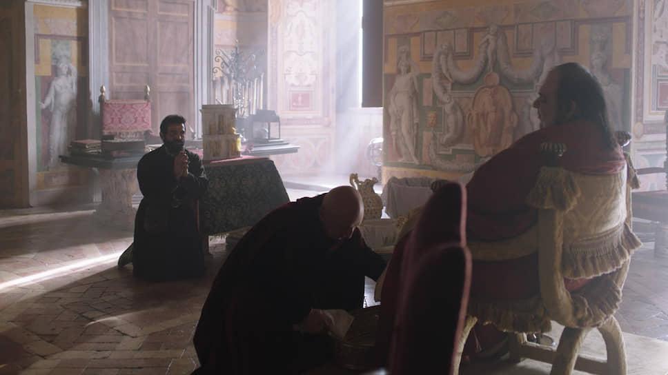 Кадр из фильма «Грех», 2019 год