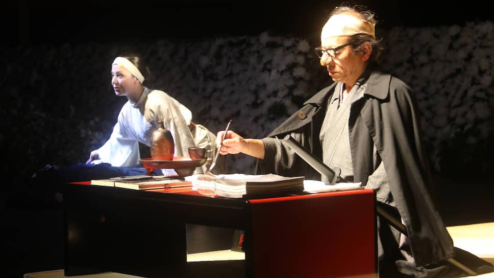 «Сирано де Бержерак» в постановке Тадаси Судзуки