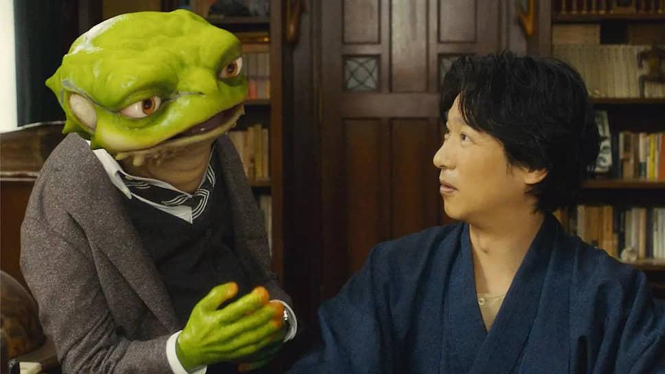 Кадр из фильма «Судьба: История Камакуры». 2017 год