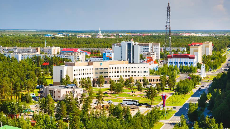 Когалым является одним из самых зеленых городов России