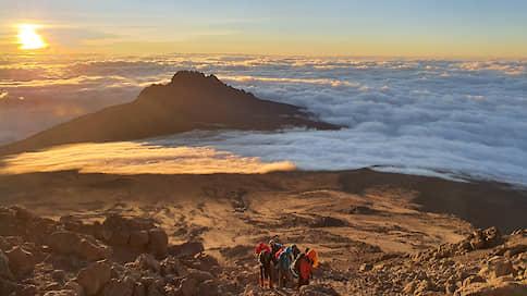 К пику возможностей  / Люди с синдромом Дауна впервые совершили попытку восхождения на Килиманджаро