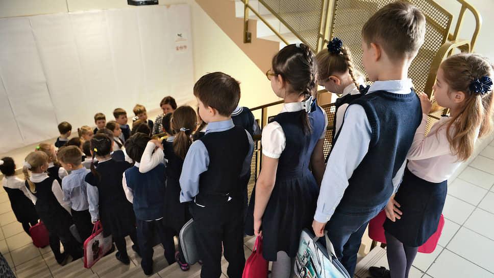 Дорога к хорошему образованию начинается с самых младших классов