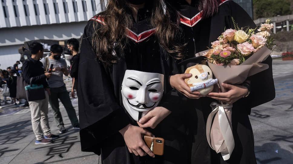 Чего не хватает протестующей молодежи