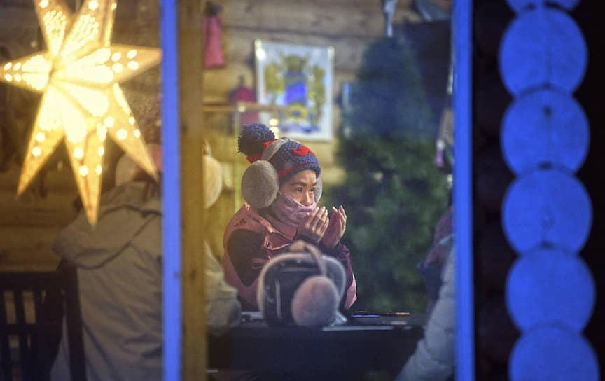 Туристы поехали в Териберку пять лет назад после выхода фильма «Левиафан», который там снимался. Первыми были россияне. А три года назад поехали азиаты