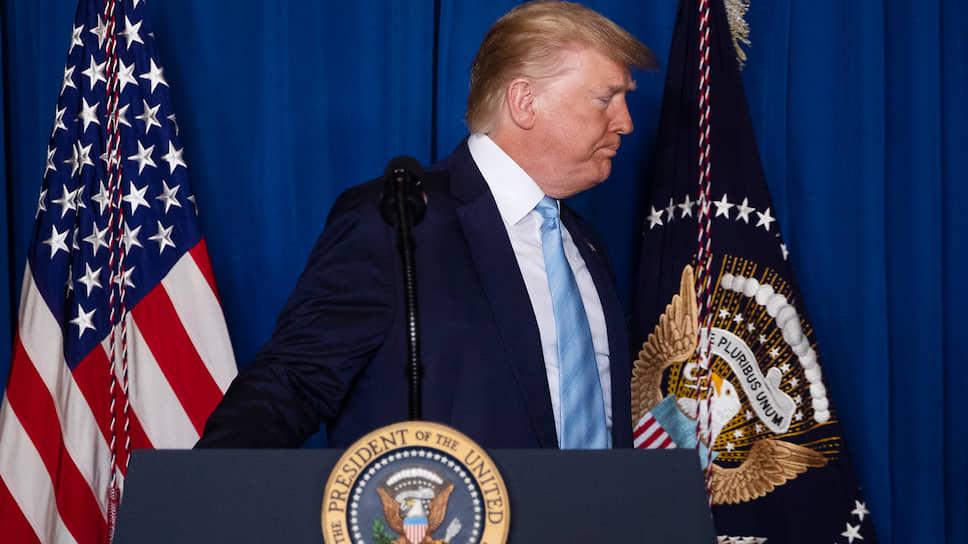 Дональд Трамп уверенно вступает в борьбу за второй срок в Белом доме, несмотря на многочисленные скандалы и лютую ненависть оппонентов
