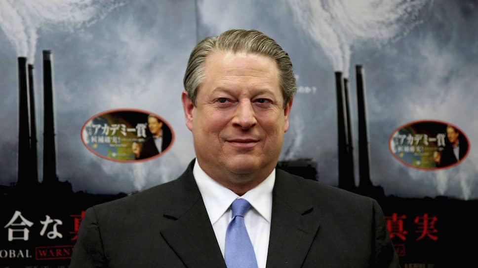После неудач на политическом поприще Альберт Гор взял реванш на экологическом, где собрал все лавры, включая и Нобелевскую премию мира (в 2007-м)