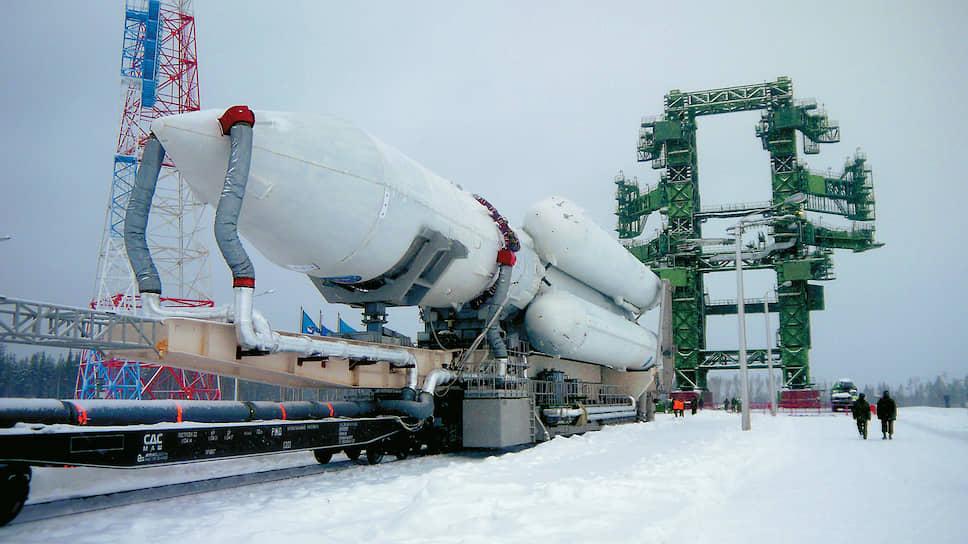 РН «Ангара-А5» на космодроме Плесецк 20 декабря 2014 года. За пять лет, прошедших с той поры, других запусков «Ангары» не было. Не в последнюю очередь из-за кадровой политики в отрасли