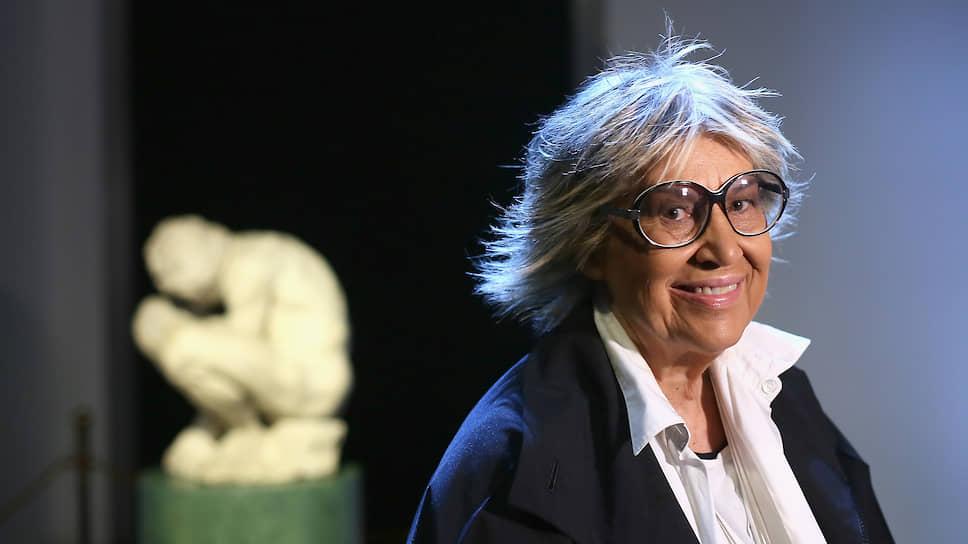 Альда Фенди, основательница культурного фонда Alda Fendi — Esperimenti