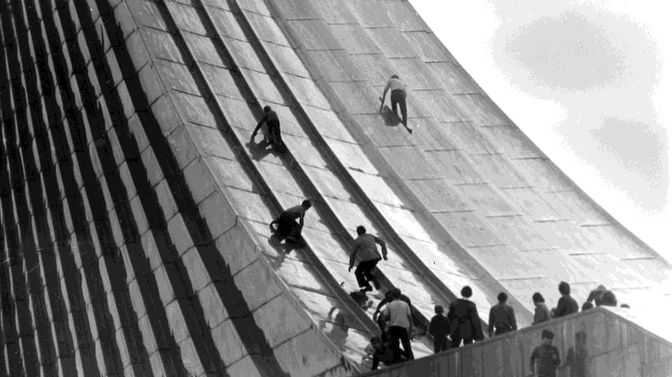 «Рядом с мечтой». Москва, 1975 год