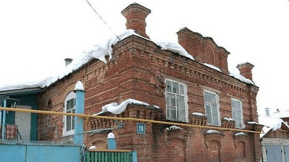 Уфа. Одно из последних фото «Дома с мастерской» на улице Нехаева