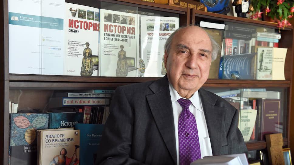 Александр Чубарьян, академик РАН