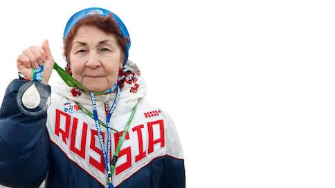 Нина Максимова, пловчиха // Закаленная