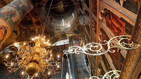 Сокровенные лики  / В Успенском соборе Кремля нашли забытые древние фрески