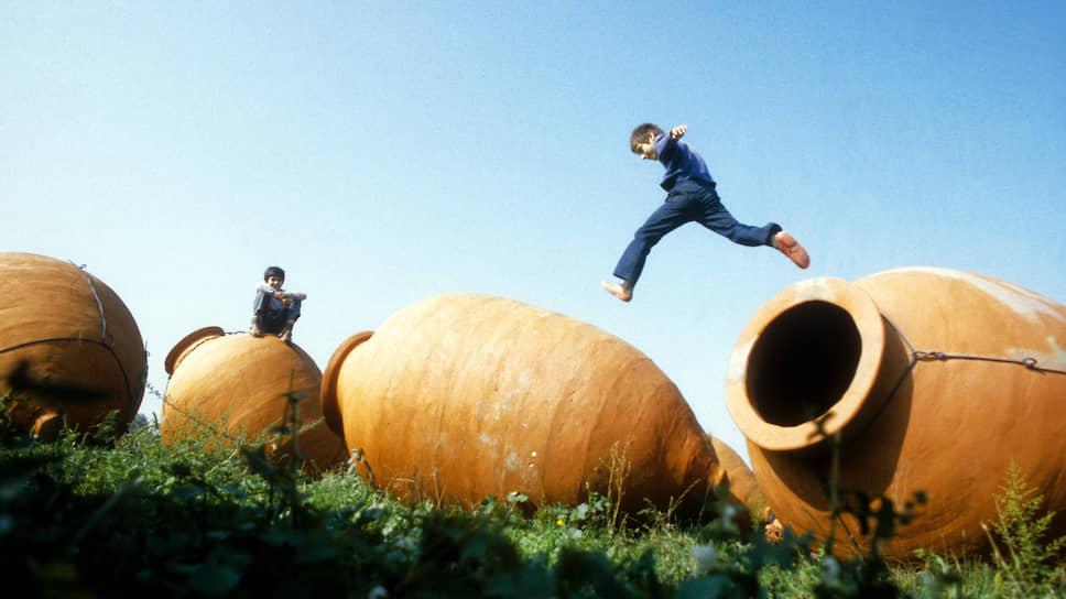 Традиция винных кувшинов квеври насчитывает не одно тысячелетие