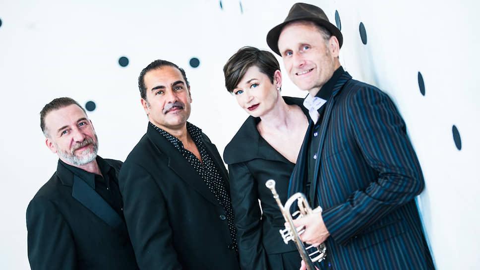 Paris Combo (на фото) называют свой стиль «музыкой мира»