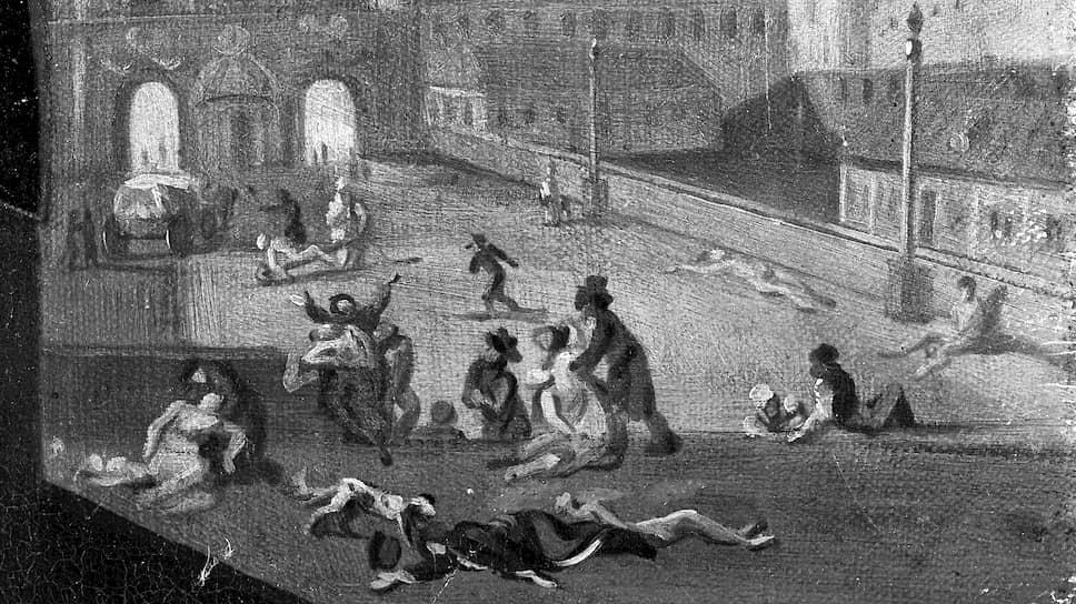 Как 250 лет назад власти пытались защитить от чумы Москву и Петербург