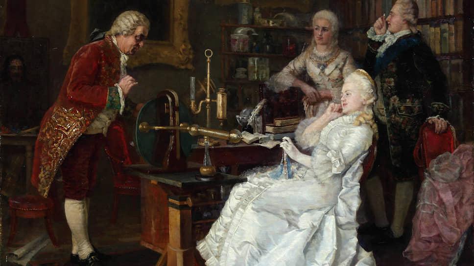 Чума 1771 года вынудила Екатерину II выступить в роли главного санитарного врача России