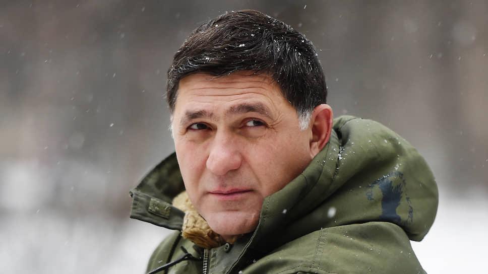 Сергей Пускепалис и сам увлекался фехтованием