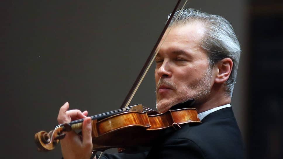 Репин предпочитает играть на скрипке Rode работы Страдивари 1733 года