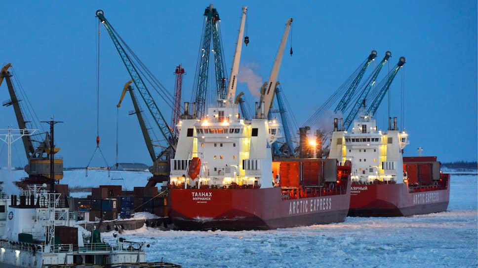 Дудинский морской порт — важнейший и крупнейший в Заполярье