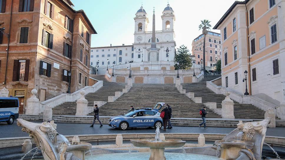 Как в Италии переживают пандемию коронавируса