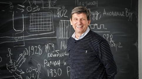 «Жить больше ста лет человеку скучно»  / Говорит профессор Университета Северного Техаса и Сколтеха биофизик Владимир Драчев