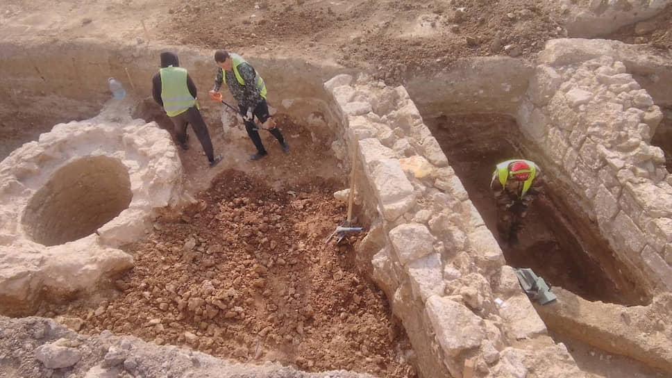 Остатки оборонительных сооружений превратят в музей