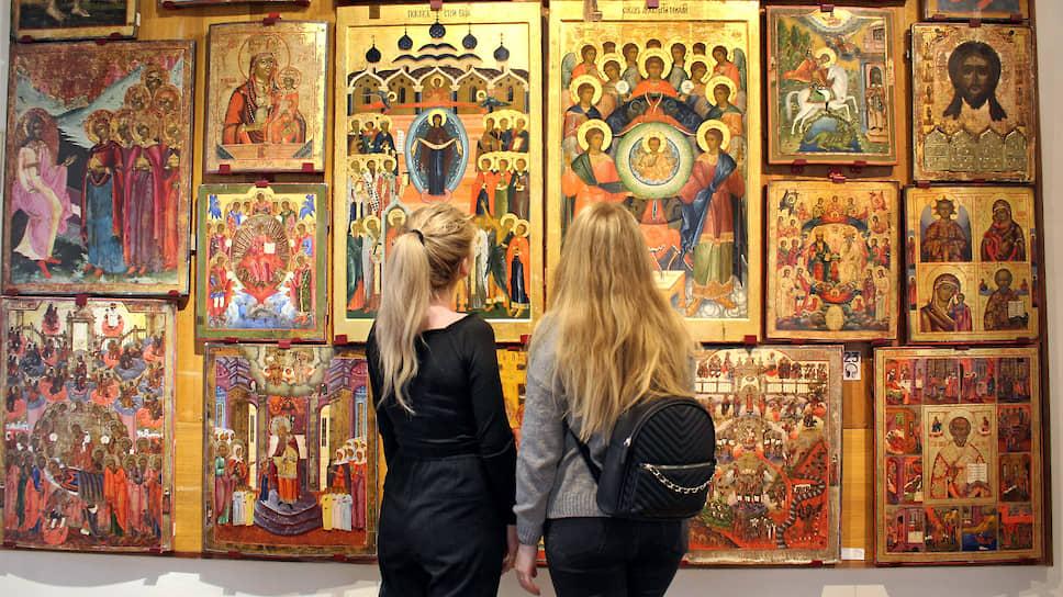 Ветковские иконы разошлись по всему миру. Их можно встретить как в частных американских коллекциях, так и в Третьяковской галерее