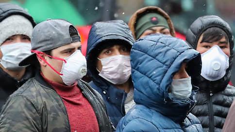 Зона невылета  / Что происходит с мигрантами в условиях пандемии