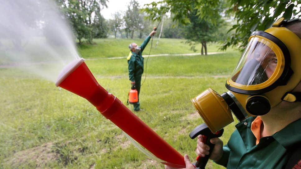 Для борьбы с насекомыми-чужаками химические средства применяют в большем объеме, чем для уничтожения аборигенных жуков. Из-за этого качество урожая заметно снижается