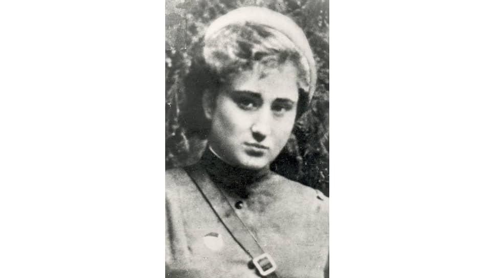 Елена Каган (Ржевская)
