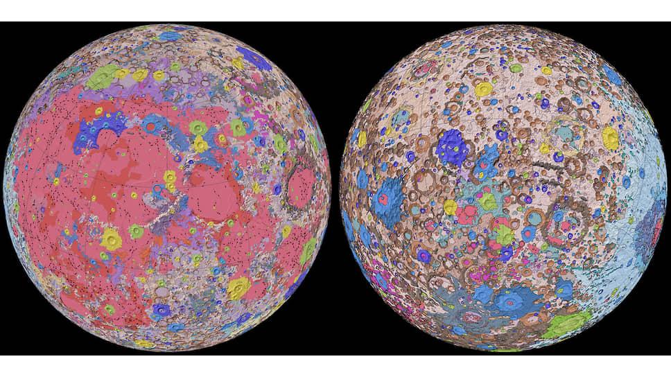 Какие планы по освоению Луны разрабатывают США