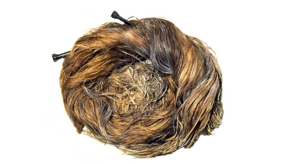 Пучок с головы римлянки (III-IV в. н. э.) стал первым музейным ужастиком