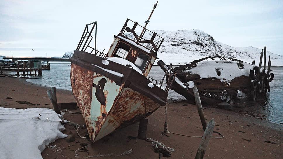 Кладбище кораблей опять стало местом запустения, а не площадкой для селфи