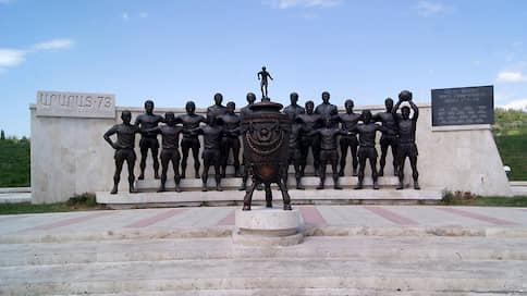 «Арарат», скульптурная группа  / Похищенные