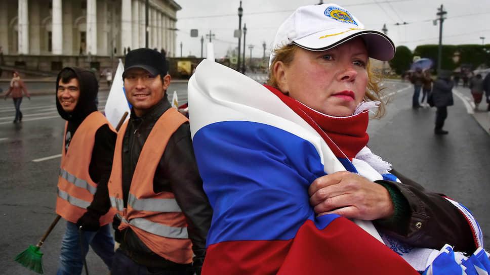 Как в России прививали патриотизм