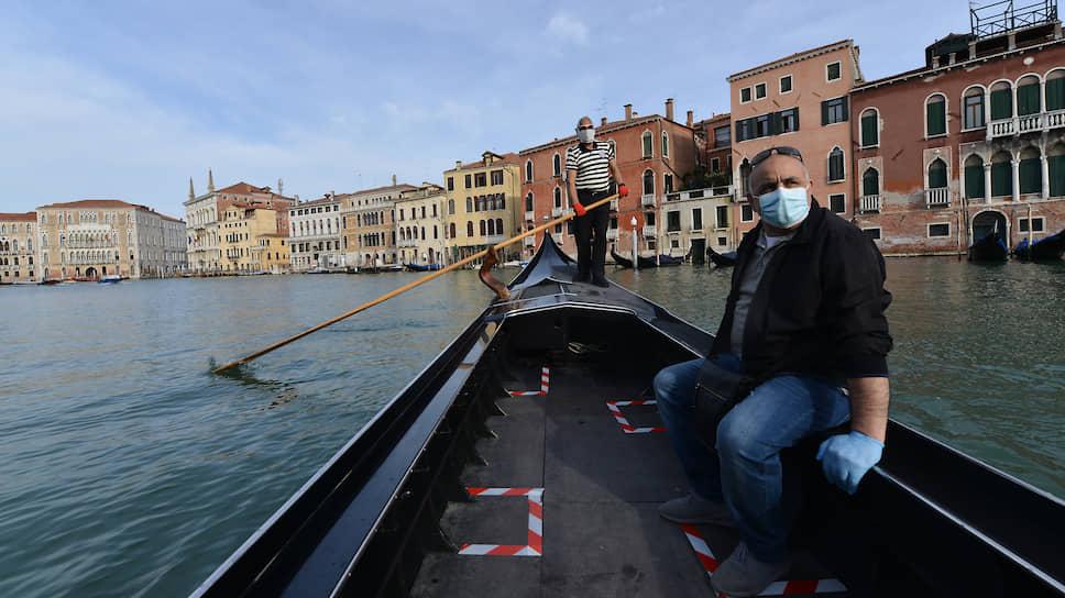 Как кризис отразится на жизни Венеции